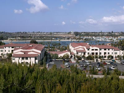 Bayview Landing Senior Apartments Newport Beach Las Palmas Housing