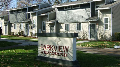 Parkview Apartments (Sacramento)