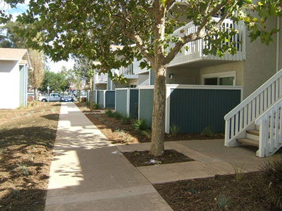 Montecito Village Ramona Las Palmas Housing